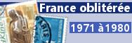 1971 à 1980 (n°1663 à 2117)