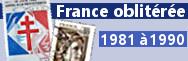 1981 à 1990 (n°2118 à 2675)