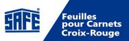 SAFE Carnets Croix-Rouge
