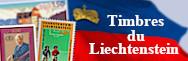 Timbres du Liechtenstein