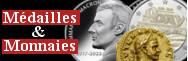 - Médailles et Monnaies