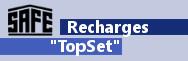 "Recharges ""TOPset"""