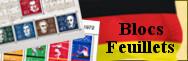 Blocs-Feuillet de RFA