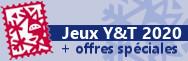Yvert&Tellier - jeux 2020