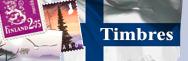 Finlande - Timbres