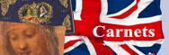 Grande-Bretagne - Carnets