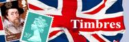 Grande-Bretagne - Timbres