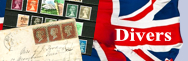 Grande-Bretagne - Divers