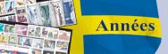 Suède - Années complètes