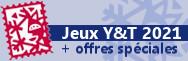 Yvert&Tellier - Jeux 2021