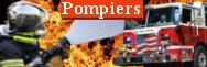 - Pompiers