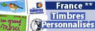Timbres personnalisés
