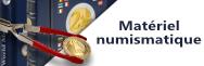 Matériel numismatique