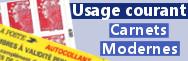 Carnets modernes