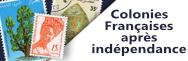 Colonies françaises après indépendance