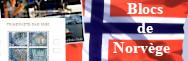 Norvège - Blocs & feuilles