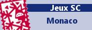 Jeux SC  Monaco