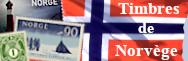 Norvège -  Timbres poste
