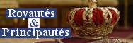 - Royautés et Principautés
