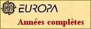 EUROPA - Années complètes