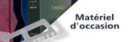 MATERIEL D'OCCASION