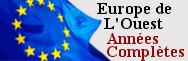 Années Complètes Europe Ouest