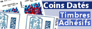Coins datés adhésifs