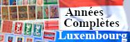 Luxembourg - années complètes