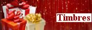 idées cadeau Timbres