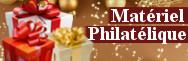 Idées cadeau Matériel philatélique
