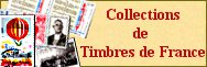 Collections Timbres de France