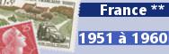 de 1951 à 1960 (n° 878 à 1280)