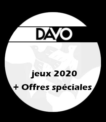 Jeux DAVO 2020
