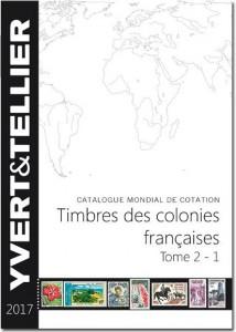 Colonies francaises 2017