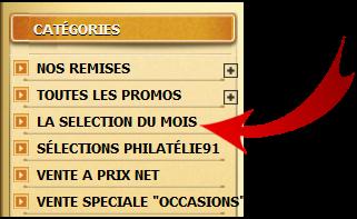 Selection du mois